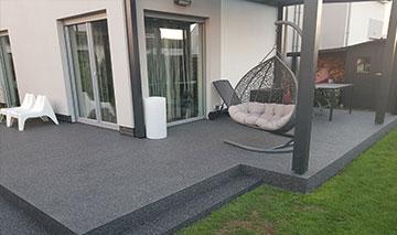 kamienny dywan szczecin