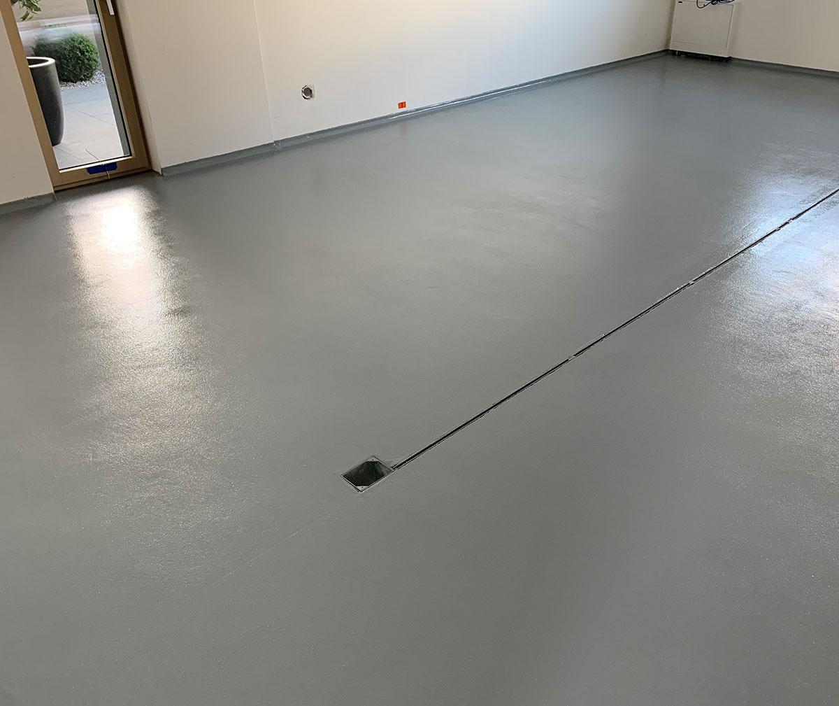 podloga do garazu - START