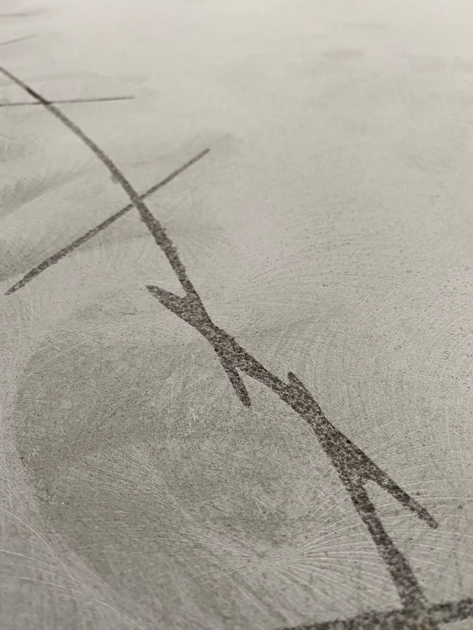 naprawa peknietej posadzki szczecin 4 - Naprawa pęknięć posadzki (zszywanie)